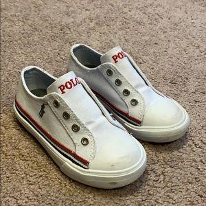 Polo Ralph Lauren sneakers , toddler 7.5